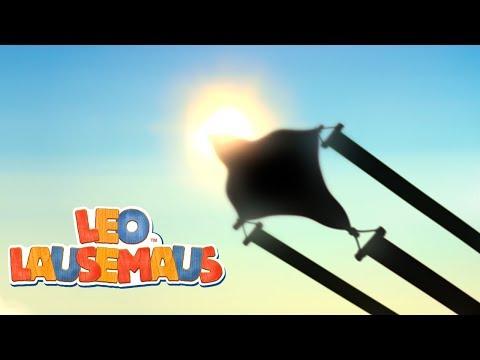 Der große schwarze Drache - Leo Lausemaus