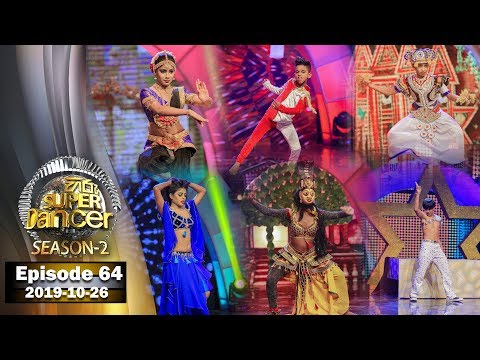 Hiru Super Dancer 2 - 26-10-2019