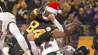 NFL Best Christmas Moments of All-Time
