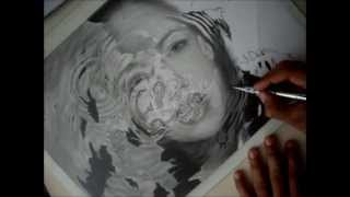Submersa_Speed Drawing (Smaller version) By Charles Ramos