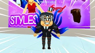 THE BEST STYLIST OF GILATHISS-ROBLOX #387