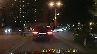 Смотреть видео Авария санкт петербург онлайн
