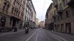 Italie Milan Centre ville, Gopro / Italia Milan City center, Gopro