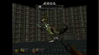 Turok - Dinosaur Hunter: Level 8 - The Final Confrontation [HD]