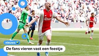 Ajax is vrijwel zeker kampioen