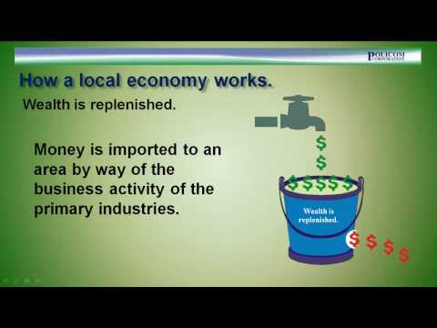 Program 2 - How a local economy works.