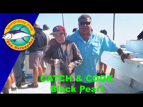 Catch & Cook Aboard The Black Pearl