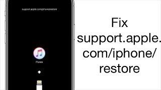 Gambar cover support.apple.com/iphone/restore iPhone 11/XS/X/8/7/7 Plus/6s/6/5s/5. 1 Click Fix