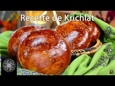 choumicha-:-recette-de-krichlat---brioches-traditionnelles