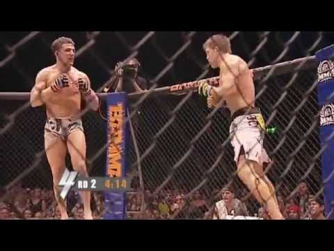Alex Reid Vs. Tom Watson - BAMMA 4 (BAMMA World Middleweight Title)