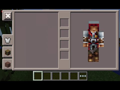 Minecraft PE Ezio Assassins Creed Skin Costume YouTube - Skin para minecraft pe de assassins creed