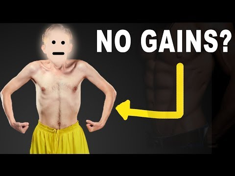 WHY YOU CAN'T GAIN MUSCLE & STRENGTH (Genetic Non Responder??)