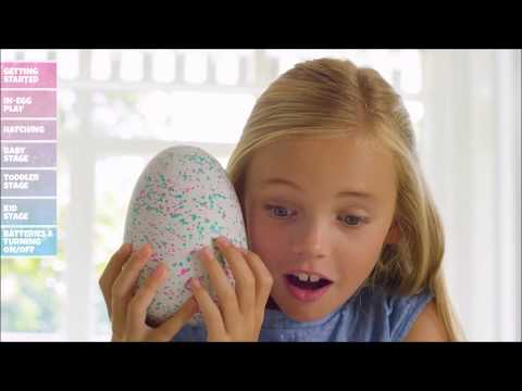Хэтчималс (Hatchimals) - Инструкция использования