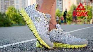 Кроссовки для спорта женские E71278H-GRA ✓ PEAK Sport ... 57d70f416e9cf