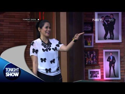 Titi Kamal Versus Desta Main Pingpong - Tonight's Challenge