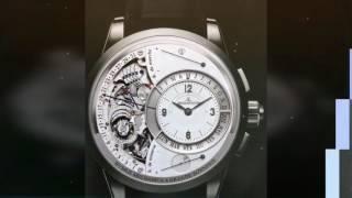 Jaeger leCoutre : collection de montres homme