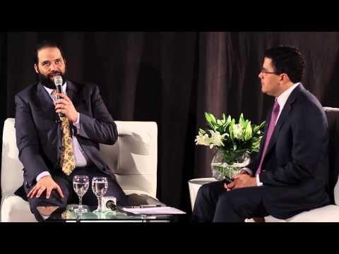 Juan Vicini motivates entrepreneurs
