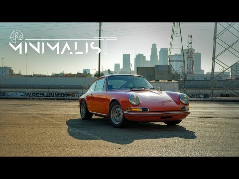 1969 Porsche 911 T: Maximum Pleasure, Minimalist Package