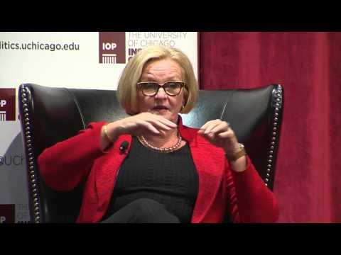 Plenty Ladylike: An Evening with Senator Claire McCaskill
