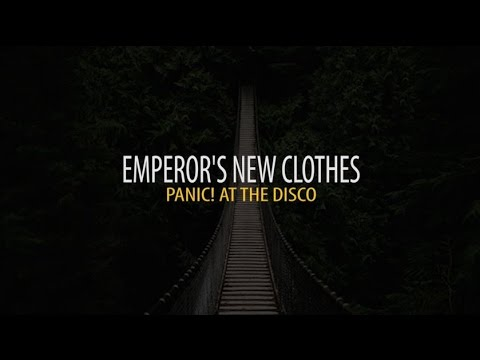 Emperor's New Clothes - Panic! at the Disco [Lyrics]