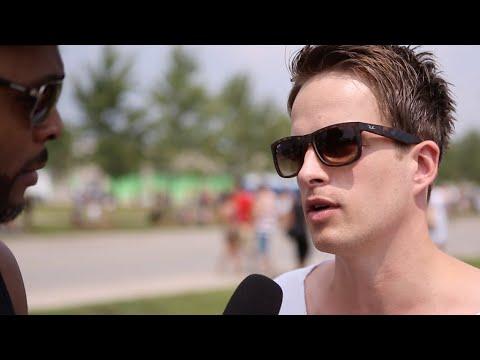Dannic at VELD 2014 | JUNO TV