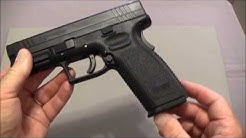 Field Strip a XD 45 from Springfield Armory in HD