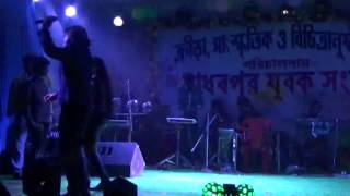 Jee Le Le Jee Le Le  Most Populer Dancing Duet  Song Singing By AYAN & SREYA On Our 2K17 Program