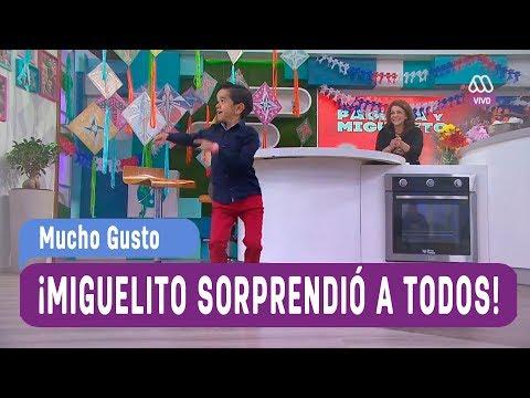 ¡Miguelito Y Su Mamá Visitaron El Mucho Gusto! - Mucho Gusto 2017