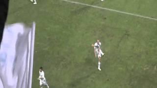 Paolo Cannavaro colpisce Felix Baumgartner a fine partita / Genoa Napoli 2-4 FAIL!