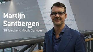 Martijn Santbergen - 3G Telephony Mobile Services
