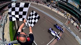 Closest Finish Ever at IMS in 2016 Indy Lights Freedom 100