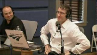 "MCLOVIN From The Dan Patrick Show ""WHITE AND NERDY"""