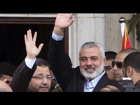 Egyptian PM seeks Israel-Palestine ceasefire