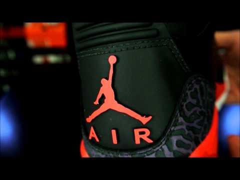 Air Jordan III (3) Retro 'Crimson'
