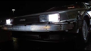 Geleceğe Dönüş 1 (1/10) DeLorean Zaman Makinesi (Back to the Future)