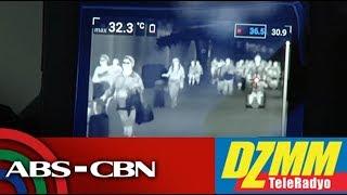 Philippine aviation authorities ban flights to Wuhan   DZMM