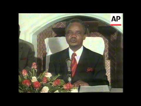 Kenneth Kaunda Biography Pdf