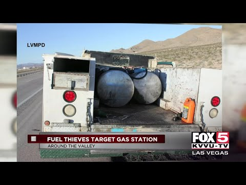 Gas Scam On The Rise In Las Vegas