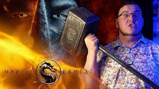 Обзор Мортал Комбат - лютое, конечно, вышло. (Mortal Kombat 2021)