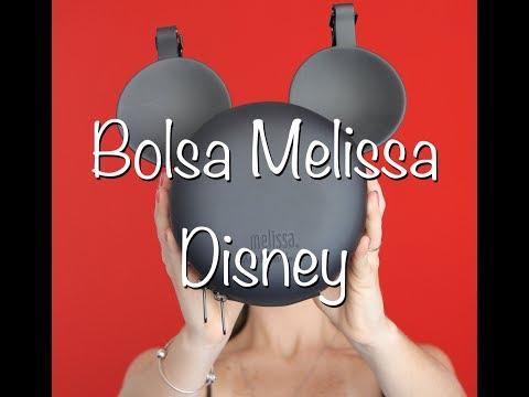 Nanda Barros  Bolsa Melissa Disney