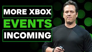 Many More Xbox Events Are on the Way