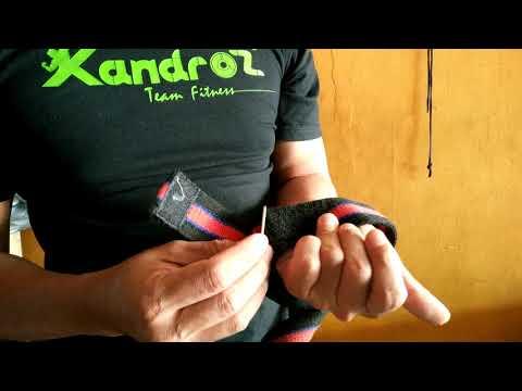 How to Use Wrist Wraps - YouTube