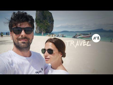 Enjoying Poda Island, Krabi - Travel n'2   Vlog   Ep 14