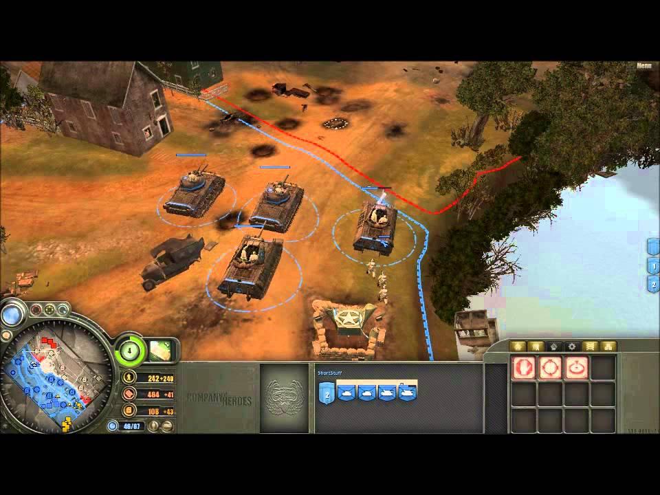 Download Company of Heroes: Conrad's Fault