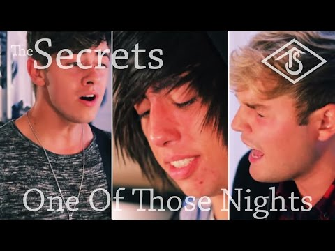 One Of Those Nights -  Shawn Mendes COVER by The Secrets
