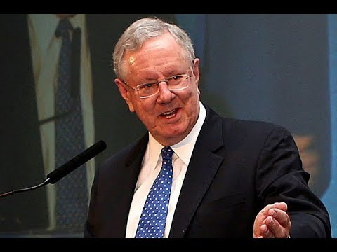 Steve Forbes on Taxes and Toy Soldiers - Connors Corner radio interview -April 2018