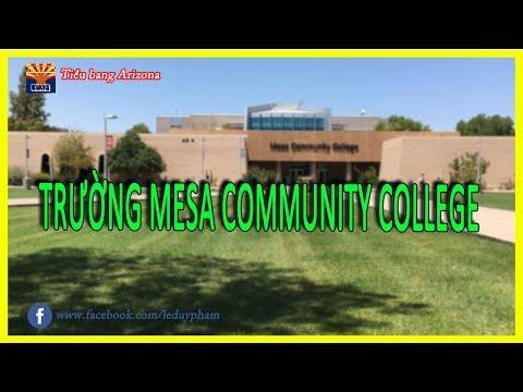 TRƯỜNG MESA COMMUNITY COLLEGE(MCC)