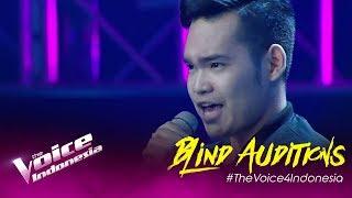 Jeremy Lagu Kita | Blind Auditions | The Voice Indonesia Gtv 2019