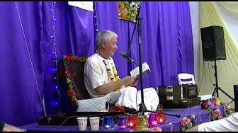 Бхагавад Гита 13.8-12 - Чайтанья Чандра Чаран Прабху