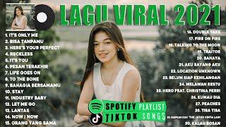 Lagu TikTok Viral 2021 ~ TOP Hits Spotify Indonesia 2021